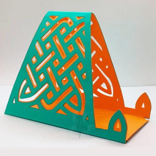 Celtic Knot Art Card Stand for Cricut