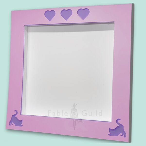 Kitten Jo Decorative Frame Plate