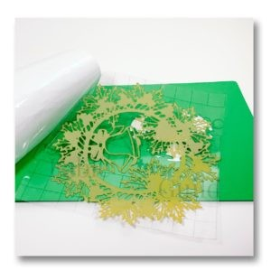 Using transfer tape for your SVG cut file art your Cricut, Silhouette or Scan N Cut projects