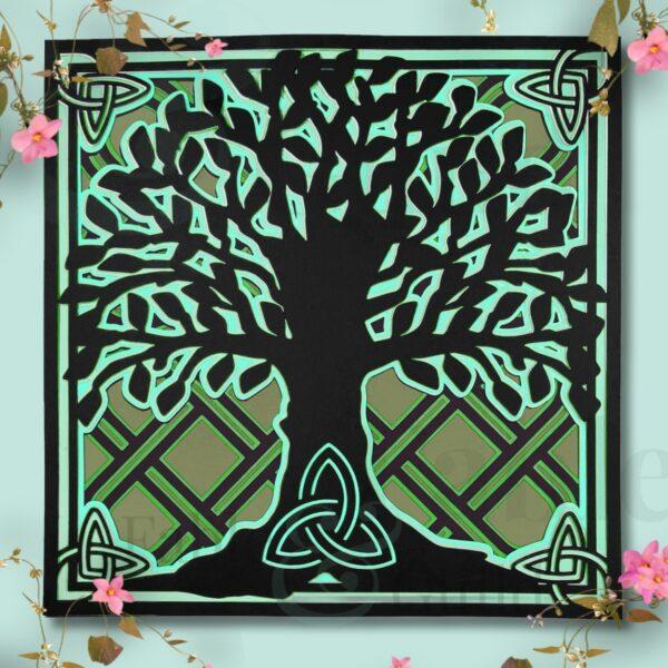 Tree of Life SVG cut file