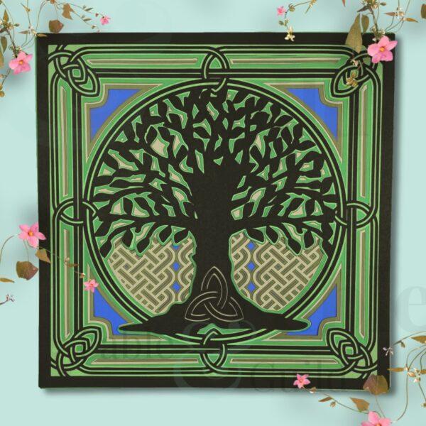 Tree of Life Cut File