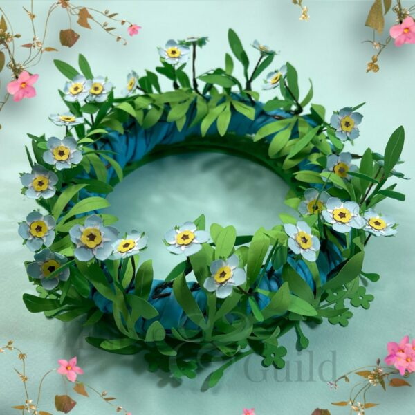 Forget-Me-Not Cut File